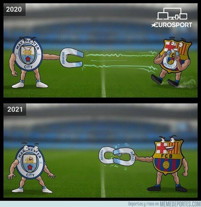 1135128 - Messi y Agüero van a acabar unidos