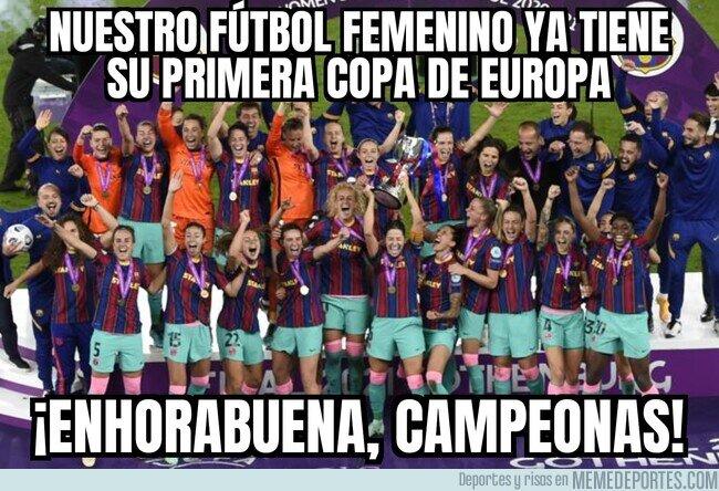 1135267 - ¡El Barça, campeón de la Champions femenina!