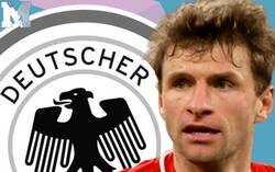 Enlace a El motivo por el que Müller ha vuelto con la selección alemana que se ha vuelto viral