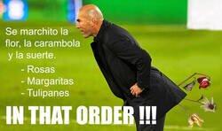 Enlace a El final de Zidane