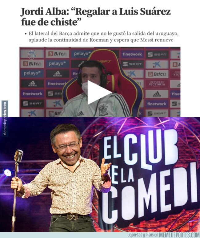 1137143 - La comedia y su comediante