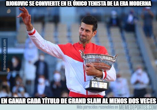 1137357 - Saluden al campeón de Roland Garros