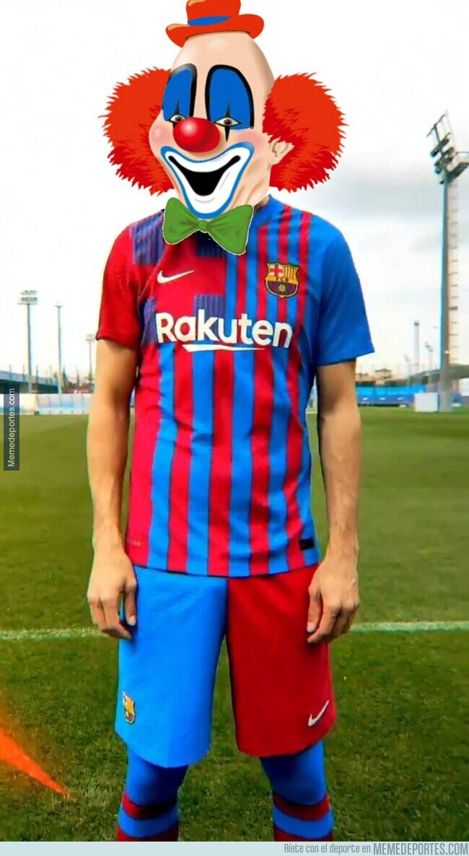 1137501 - La nueva equipación del Barça