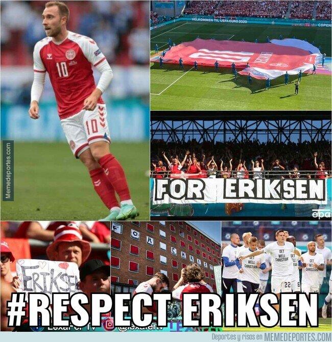 1137666 - El futbolista danés Christian Eriksen tendrá que ser operado en los próximos días para colocarle un desfibrilador automático en su corazón