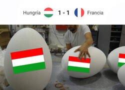 Enlace a Unos huevos gigantescos