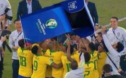 Enlace a ¿De quién fue la idea de poner a Brasil de anfitrión otra vez?