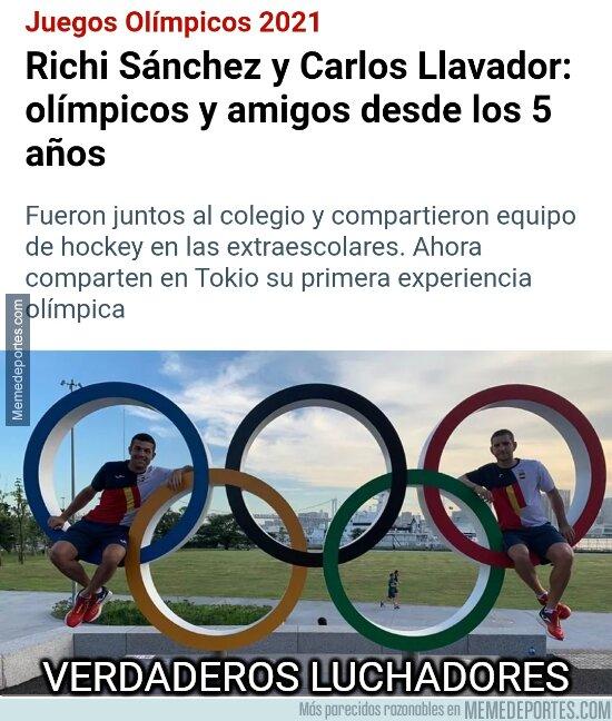 1140386 - Estos son los verdaderos deportistas