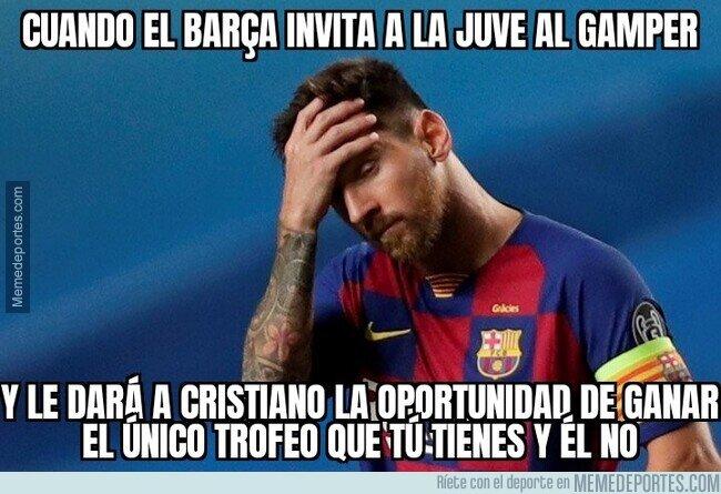 1140523 - El Barça ayuda a Cristiano en su duelo personal con Messi