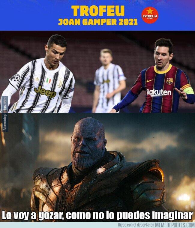1140525 - ¿Un Messi-Cristiano este verano?