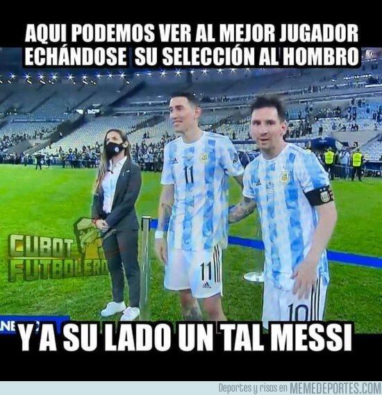 1140776 - El héroe argentino