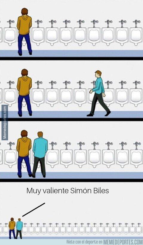 1140787 - Así son los fans de Simone Biles