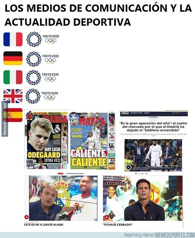 1140827 - La actualidad deportiva en España