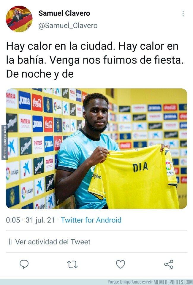 1140971 - El Villarreal ficha a ritmo de reggaeton