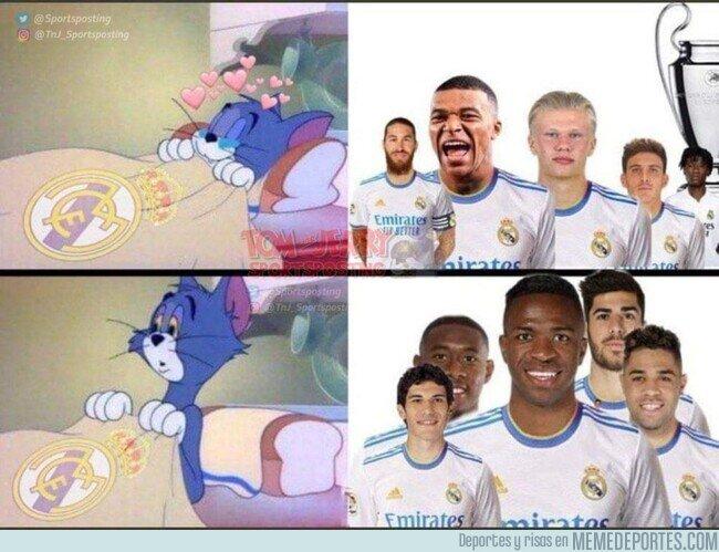 1141070 - Así va la actualidad del Real Madrid
