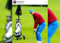 Enlace a El palo del Barça a Bale y al Madrid en redes sociales