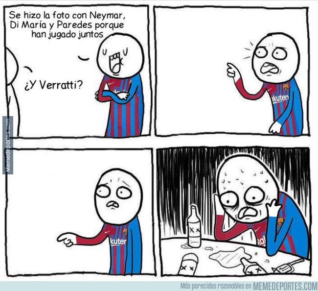 1141269 - Culés buscando excusas por la foto de Messi