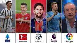 Enlace a Estrellas de cada liga