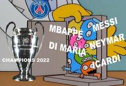 Enlace a EL PSG EN LA CHAMPIONS 2022