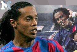 Enlace a El mensaje de Ronaldinho al PSG que no ha hecho ni puñetera gracia a los aficionados del Barça y piden a Laporta que le eche como embajador del club