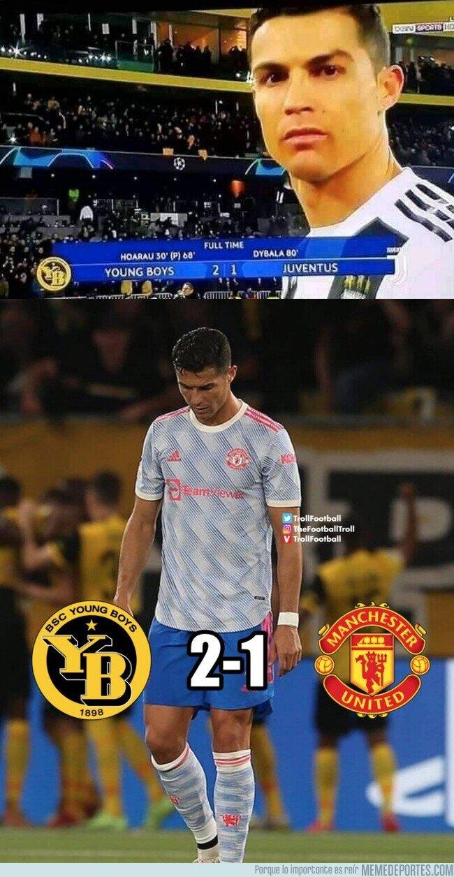1144418 - El efecto Cristiano vs Young Boys