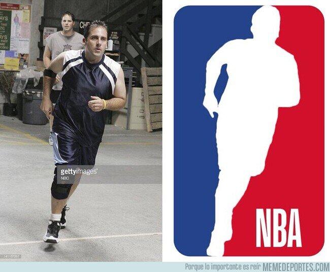 1145405 - El nuevo logo de la NBA