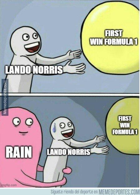 1145432 - Lando Norris después de no entrar a box