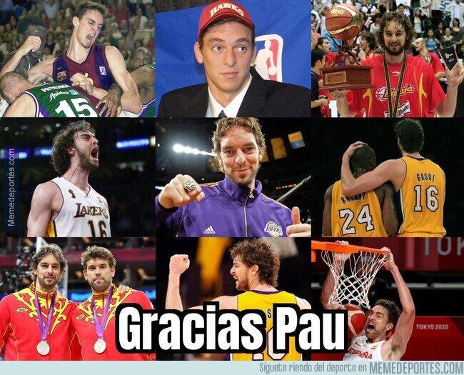1146108 - Se retira el mejor baloncestista español de todos los tiempos