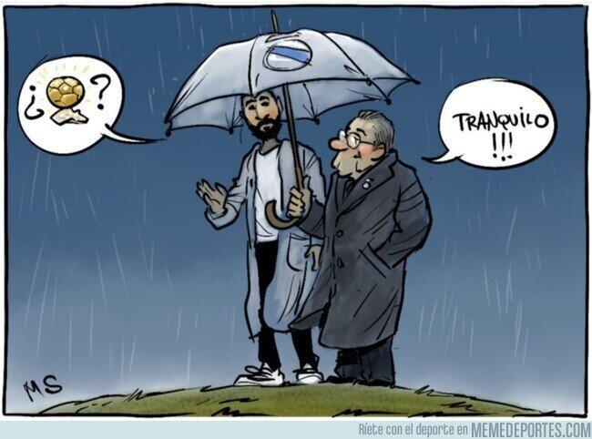 1146638 - El paraguas de Florentino abarca mucho