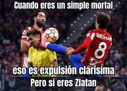 Enlace a Lo siento Antoine, no eres Zlatan.