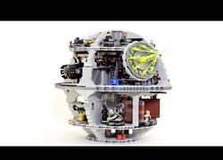 Enlace a La espectacular Estrella de la Muerte creada con piezas de LEGO que te dejará alucinando