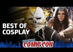 Enlace a Los mejores cosplays de New York Comic Con 2016