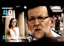 Enlace a Genial parodia de lo que sucede en España, por Buenafuente
