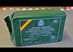 Enlace a Y esto es lo que comen los militares españoles cuando están en combate