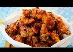 Enlace a La deliciosa receta coreana de pollo frito con mantequilla de miel