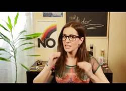 Enlace a Hace 4 meses... la youtuber del PSOE