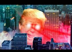 Enlace a Tráiler: La Leyenda de Trump (parodia)
