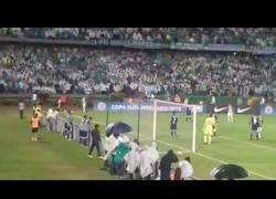 Enlace a El golazo a lo FIFA de Atlético Nacional frente al Coritiba