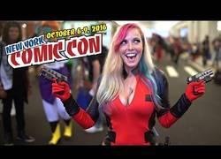 Enlace a Los mejores y alucinantes cosplays de la New York Comic Con