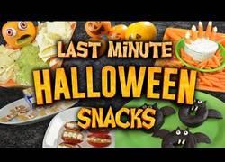 Enlace a Haciendo dulces típicos de Halloween muy fácilmente