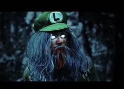 Enlace a Lo que sucede cuando Mario se pasa con las setas