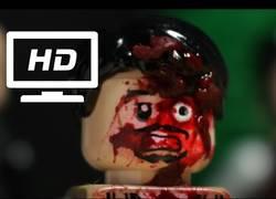 Enlace a La brutal muerte de un protagonista de The Walking Dead en manos de Negan en versión LEGO