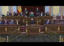 Enlace a El brutal discurso de Gabriel Rufián en el Congreso contra el PSOE