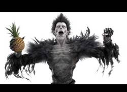Enlace a PPAP(Pen-Pineapple-Apple-Pen) con Ryuk de Death Note de protagonista