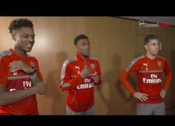 Enlace a La genial broma de Mustafi a sus compañeros del Arsenal