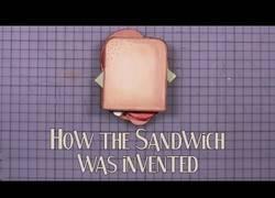 Enlace a La historia detrás de los sandwiches[Inglés]