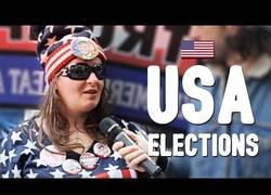 Enlace a Estas son las opiniones de algunos americanos sobre las elecciones de Estados Unidos