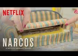 Enlace a Creando en forma de tarta el sofá donde Pablo Escobar escondía el dinero