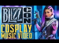 Enlace a Los mejores y alucinantes Cosplays de la BlizzCon 2016