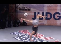 Enlace a Así ganó Carlos Alberto la increíble final de freestyle