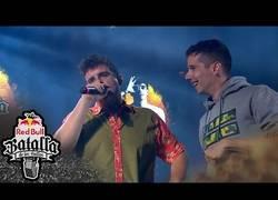 Enlace a SKONE vs ARKANO: Uno de los mejores duelos en la Red Bull Internacional Batalla de los Gallos